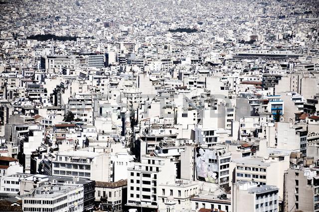 Greece, Attica, Athens, Cityscape - DISF000820 - Dieter Schewig/Westend61