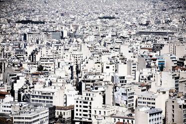 Greece, Attica, Athens, Cityscape - DISF000820