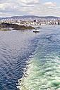 Scandinavia, Norway, Oslo, Cityview and harbour - JFEF000394