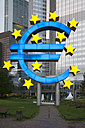 Germany, Hesse, Frankfurt, European Central Bank - CSTF000299