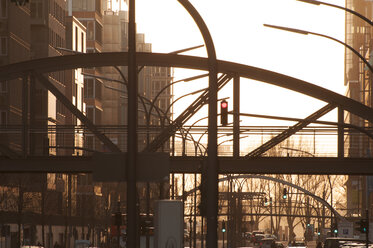 Germany, Hamburg, Sandtorkai in Hafencity - CSTF000292