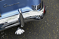 Germany, Hesse, Wiesbaden, Ford Overdrive, Chromed bumper and exhaust - BSC000414