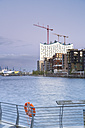 Germany, Hamburg, View to Elbphilharmonie - MSF003850