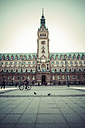 Germany, Hamburg, Townhall - KRPF000497