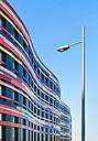 Germany,Hamburg, Modern Architecture, Ministry of Urban Development and Environment in Hamburg-Wilhelmsburg - RJ000126