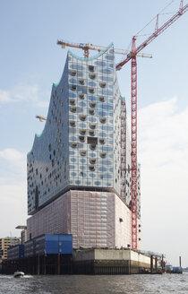 Germany, Hamburg, Elbphilharmonie - DHL000425