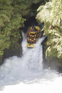 New Zealand, river rafting at Kaituna River - STD000058