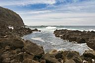 Portugal, Azores, Sao Miguel, Piscina naturale di Ferreira - ONF000531