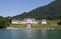 Austria, Salzkammergut, Salzburg State, Lake Wolfgangsee, Ried am Wolfgangsee, Ferienhort - WWF003286