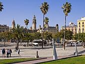 Spain, Barcelona, Port Vell - AM002221