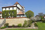 Germany, Bavaria, Middle Franconia, Treuchtlingen, Town castle - LB000746