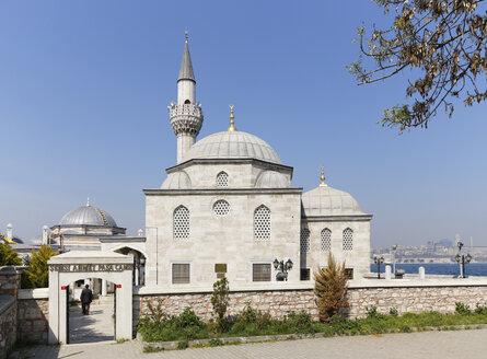 Turkey, Istanbul, Uskudar, Semsi Pasa Mosque - SIEF005408