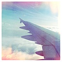 Wing of an airplane - MMO000134