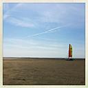 Germany, North Frisia, Foehr, beach near Nieblum - MMO000197