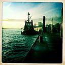 Germany, Hamburg, Hamburg Harbour - MMO000090
