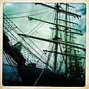 Germany, Hamburg, harbor birthday 2013, sailboat - MMO000005