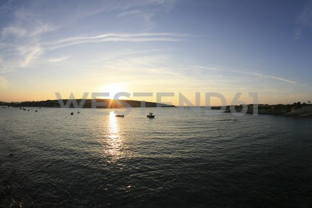 Spain, Bilbao, Coast, Sunset - MKLF000026