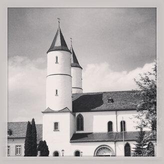 Germany, North Rhine-Westphalia, Eifel, abbey Steinfeld - GWF002752