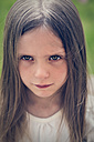 Portrait of sad little girl - SARF000607