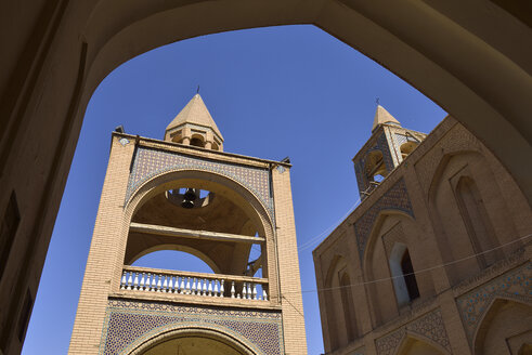 Iran, Isfahan Province, Isfahan, historic armenian orthodox Vank Cathedral - ES001126