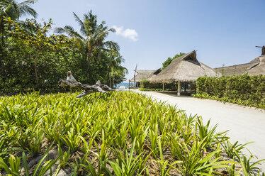 Indonesia, Riau Islands, Bintan, Nikoi Island, Hotel resort - THAF000371