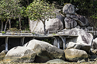 Indonesia, Riau Islands, Bintan, Nikoi Island, - THAF000359
