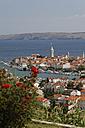 Croatia, Primorje-Gorski kotar, Rab Island, View of Rab city - GF000499