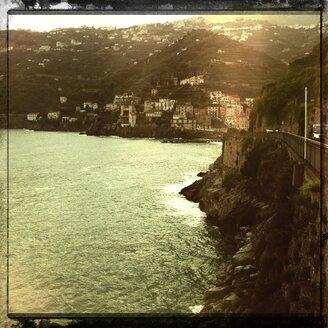 Italy, Campania, Amalfi Coast, Minori - STE000066