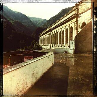 Italy, Campania, Amalfi Coast, Monumental Cemetery - STE000091