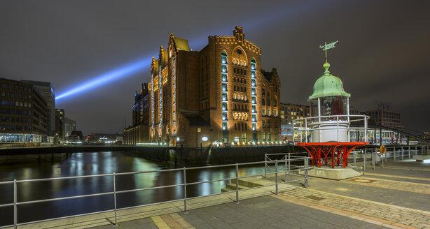 Germany, Hamburg, Maritime Museum - TIF000038