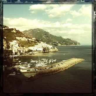 Campania, Amalfi Coast, Italy - STE000118