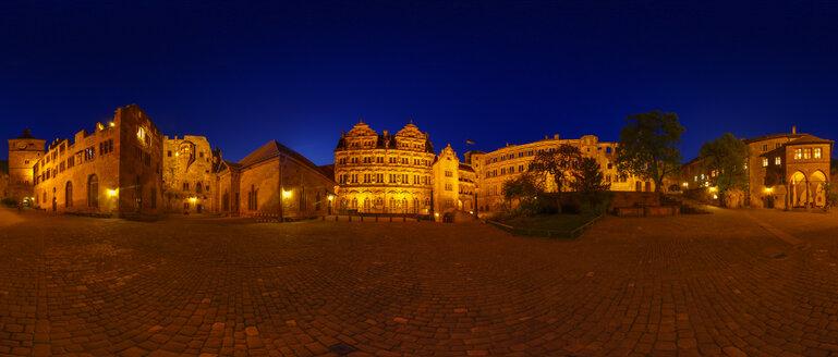Germany, Heidelberg, Heidelberg Castle - TIF000045