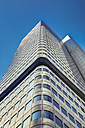 Germany, Hesse, Frankfurt, Silver Tower, view from below - TI000057