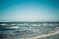 Germany, Mecklenburg-Western Pomerania, Ruegen, Baltic Sea at Schaabe - MJF001225