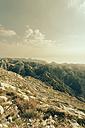 Croatia, Dalmatia, Biokovo, View from Sveti Jure - MEMF000077
