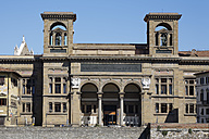 Italy, Tuscany, Florence, Biblioteca Medicea Laurenziana - GFF000505