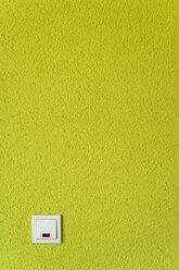 Light switch of modern multi-family house - TCF004078