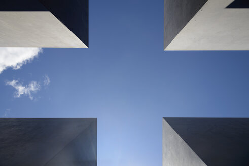 Germany, Berlin, Holocaust Memorial - HHEF000081