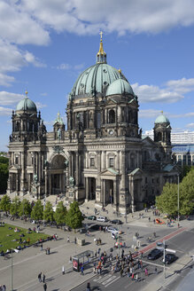 Germany, Berlin, Berlin Cathedral - HHE000086