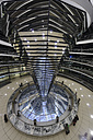 Germany, Berlin, Inside glass dome of Reichstag - HHE000093
