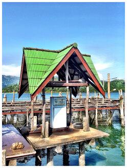 Thailand, Koh Chang, Bang Bao fishing village - AVSF000207