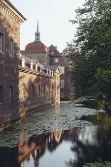 Germany, North Rhine-Westphalia, Velen moated castle - MEM000123