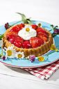 Strawberry cake - MAEF008328
