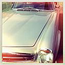 Classic car, Mercedes Benz convertible, Hamburg, Germany - SE000699