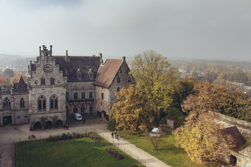 Germany, Lower Saxony, Bad Bentheim, Bentheim Castle - MEM000083