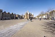 Netherlands, Holland, Amsterdam, Nieuwmarkt, Waag, Weigh house - THAF000421