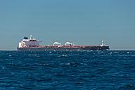 Spain, Andalusia, Tarifa, Oil tanker, Strait of Gibraltar - KB000053