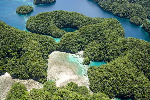 Micronesia, Palau, tropical island - JWAF000050