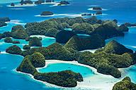 Micronesia, Palau, archipelago Rock Islands - JWAF000063