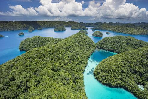 Micronesia, Palau, archipelago in the ocean - JWAF000067